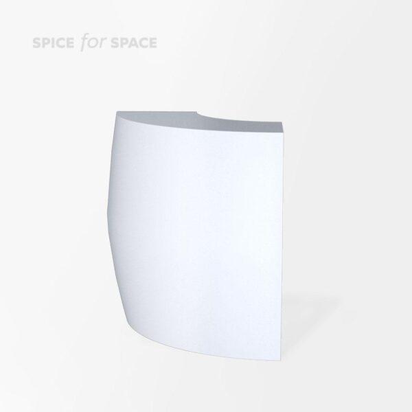 lada narożna IGLOO podświetlana LED