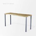 stół bufetowy drewniany woodland na wynajem