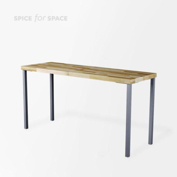 stół bufetowy drewniany woodland nawynajem