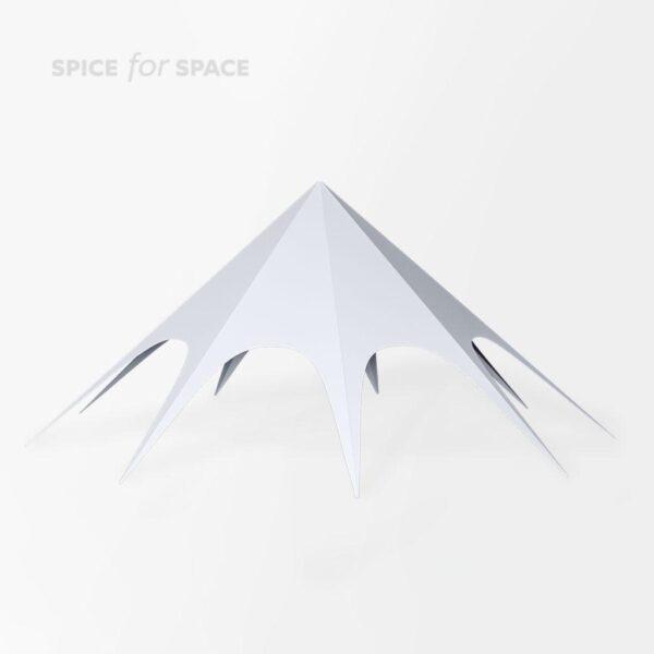 namiot plenerowy typu gwiazda na wynajem